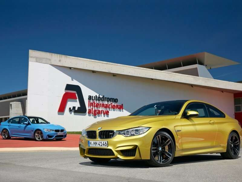 2015 BMW M3/M4 First Drive Review