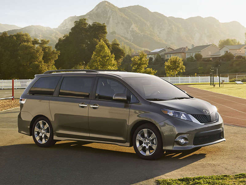 Top-Rated Minivans for 2014
