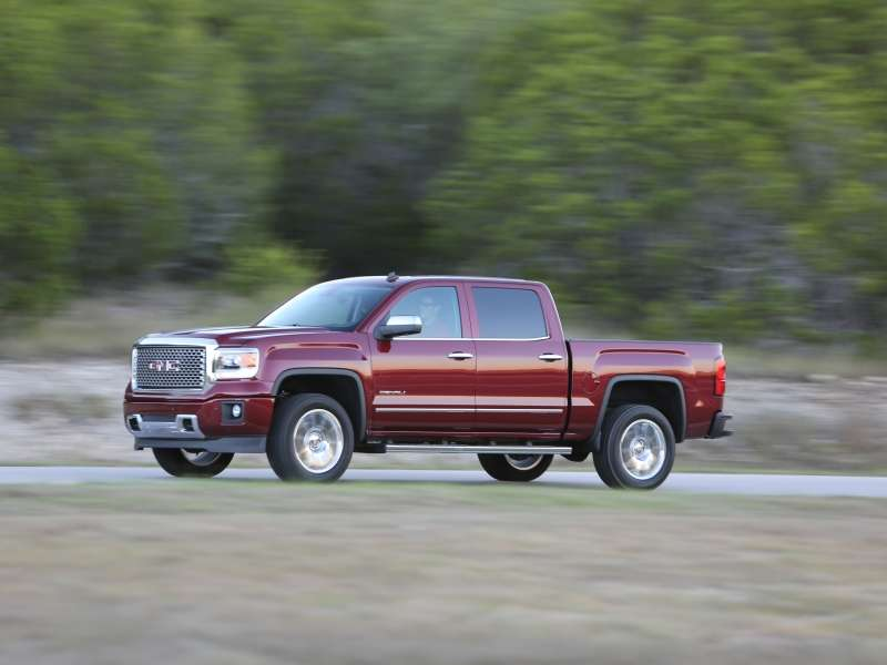 2015 gmc sierra 1500 denali debuts standard magnetic ride control. Black Bedroom Furniture Sets. Home Design Ideas