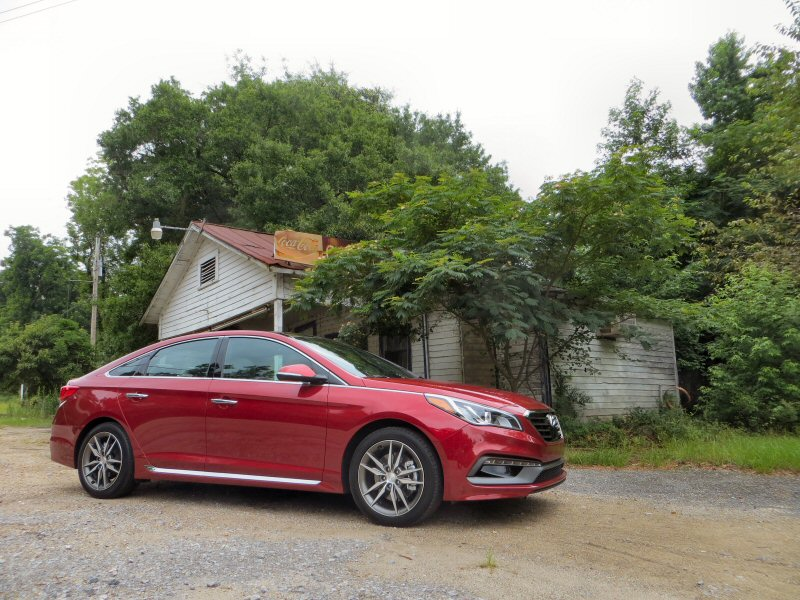 2015 Hyundai Sonata Mid-Size Sedan First Drive And Review