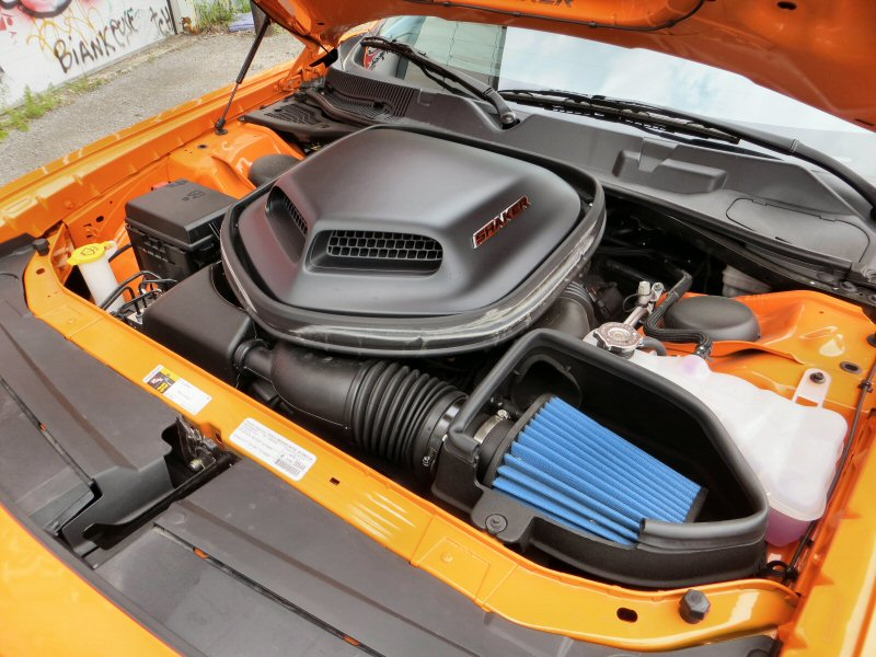 2014 Dodge Challenger Shaker Performance Coupe Review  Autobytelcom
