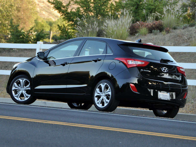 2014 Hyundai Elantra GT Review and Quick Spin  Final ThoughtsHyundai Elantra 2014 Black
