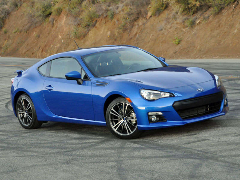 2014 Subaru BRZ Review and Quick Spin