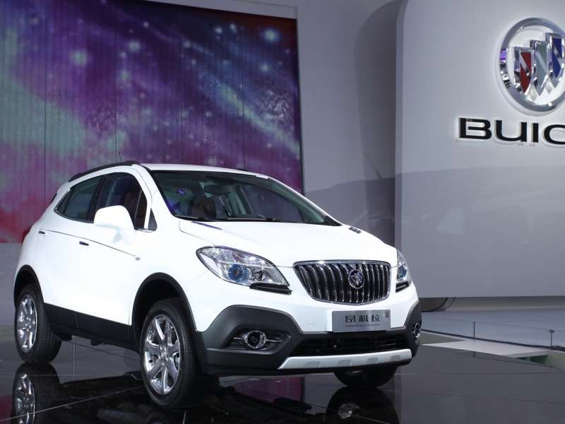 2014 Buick Encore Enables +18 Percent June Growth for Brand