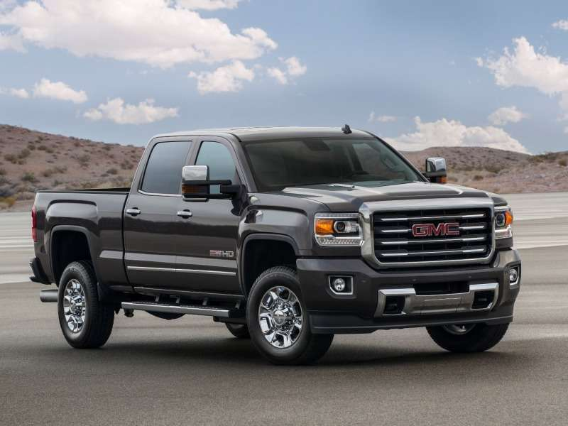 What Is The GMC Sierra All Terrain HD?