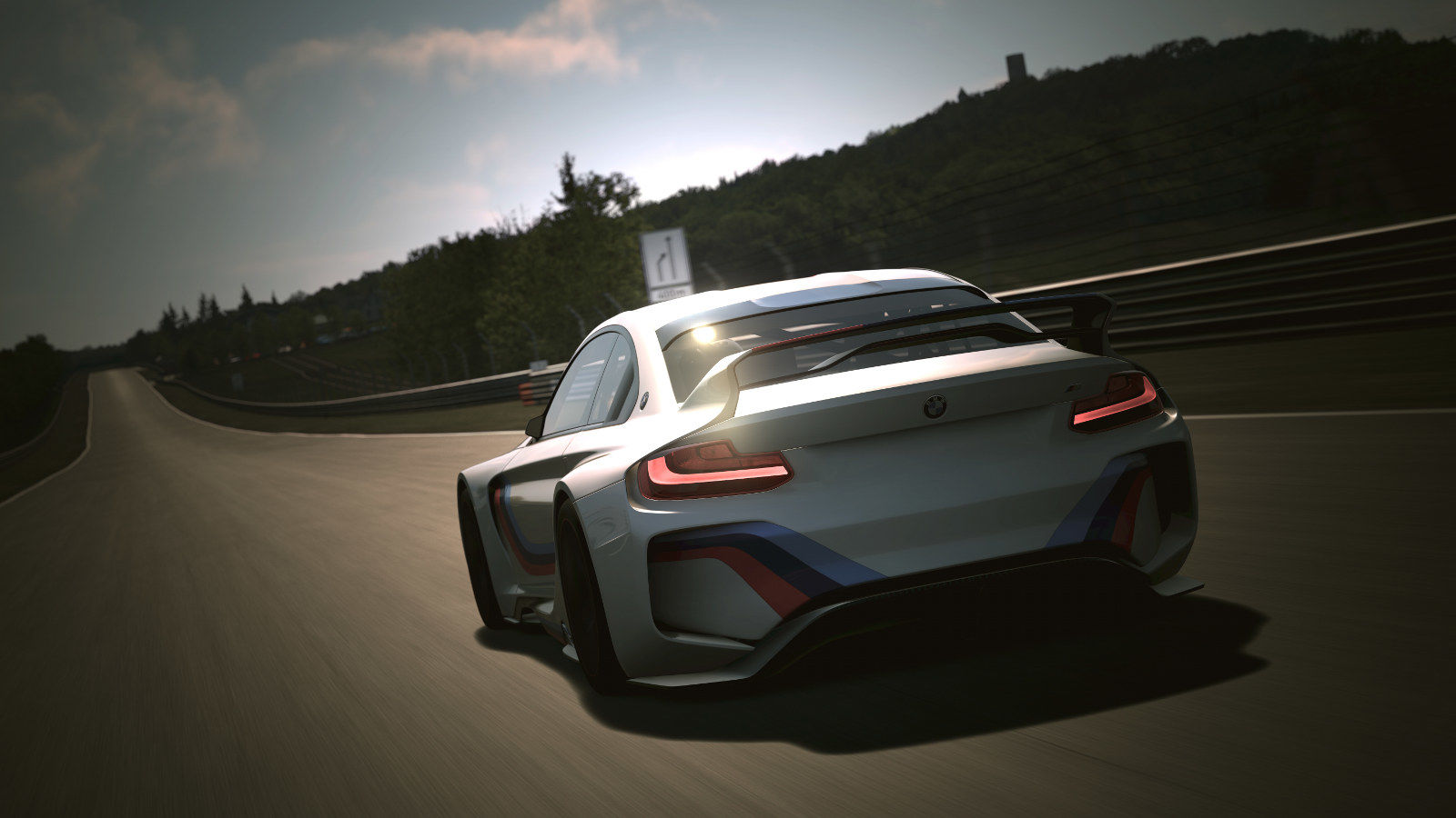 What Is The BMW Vision Gran Turismo?
