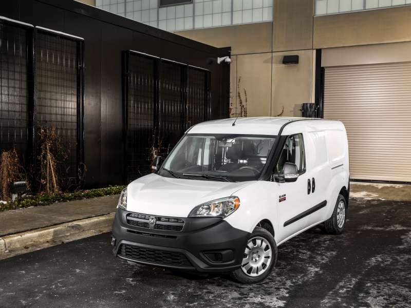 2015 Ram ProMaster City First Look