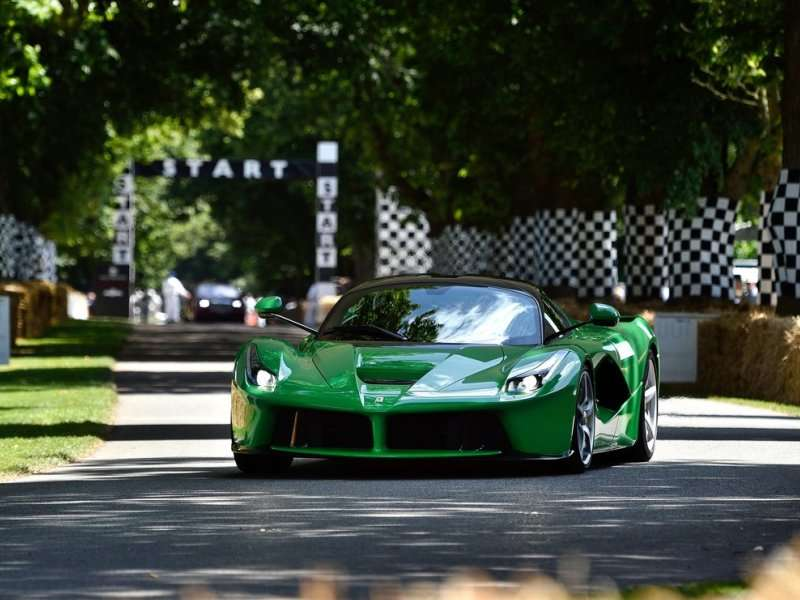 Best Electric Sports Cars