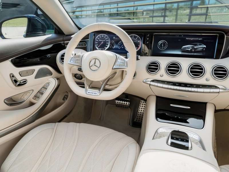 2015 mercedes benz s class coupe gets amg treatment for 2015 mercedes benz s class s65 amg