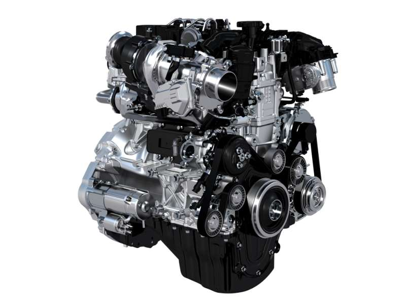 Jaguar Land Rover Talk About Their New Engine Family