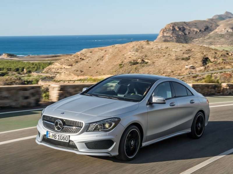 2014 Mercedes-Benz CLA-Class vs. Five Used Luxury Competitors