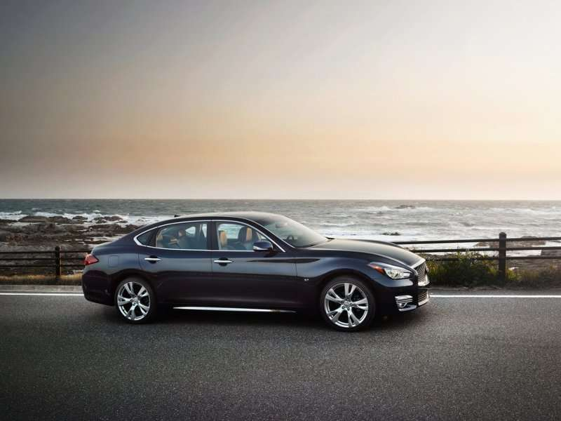 Refreshed 2015 Infiniti Q70 Adds Long-wheelbase Model