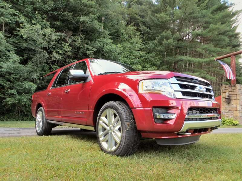 2015 ford expedition full size suv first drive and review. Black Bedroom Furniture Sets. Home Design Ideas