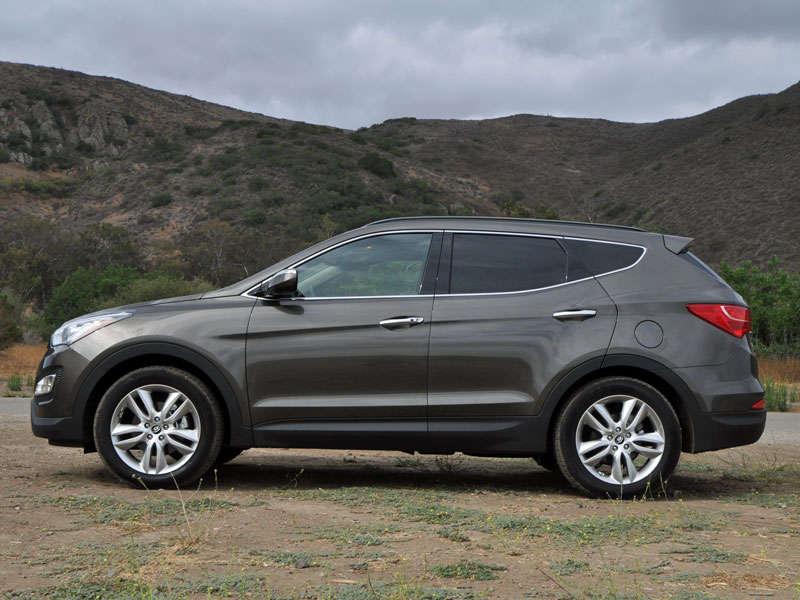 2014 Hyundai Santa Fe Sport Crossover Suv Review