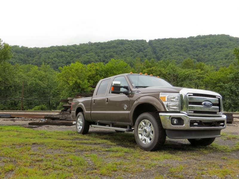 2015 ford f series super duty first drive and review. Black Bedroom Furniture Sets. Home Design Ideas