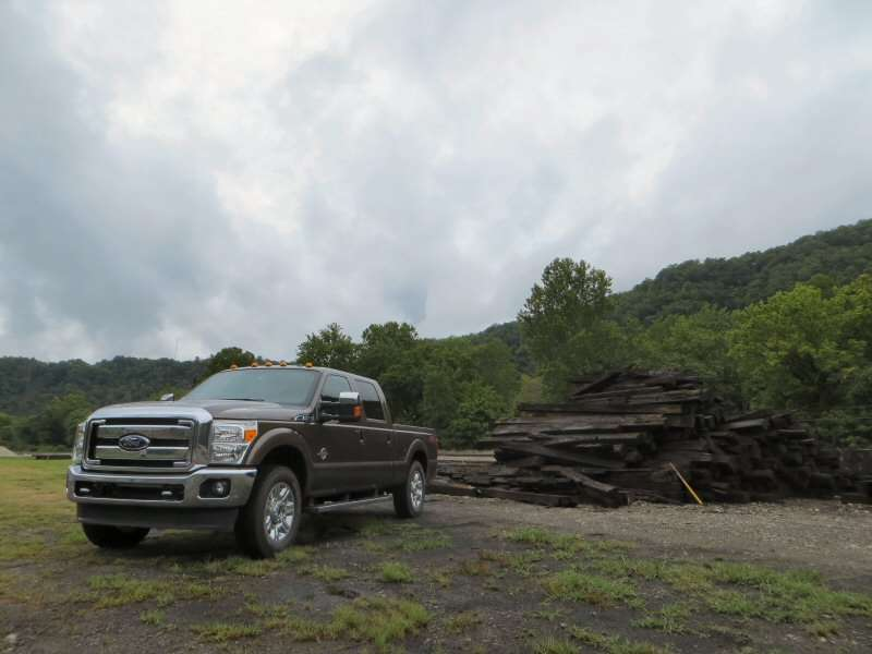2015 Ford F-Series Super Duty First Drive and Review
