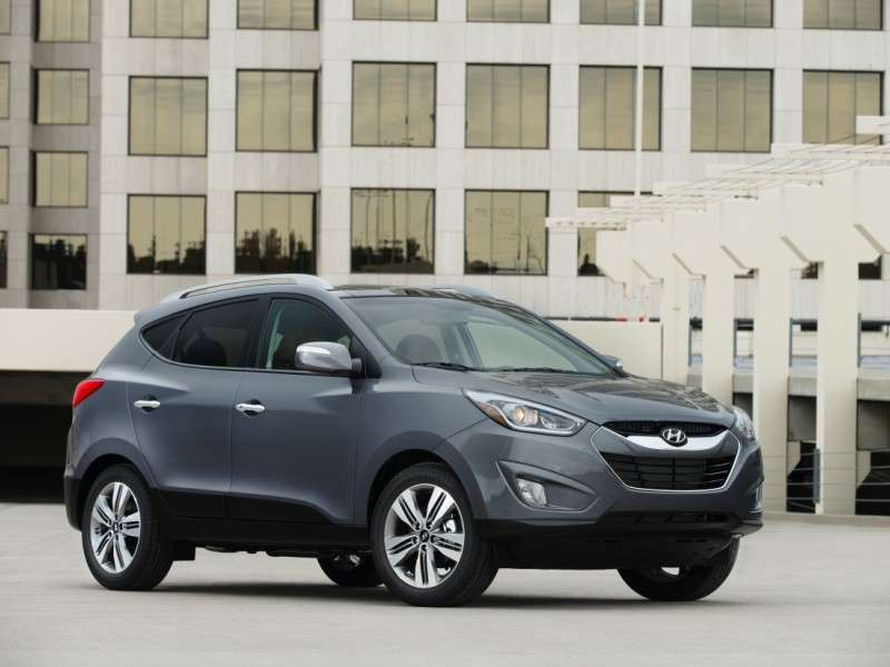 2015 Hyundai Tucson Hits Dealerships at $21,500