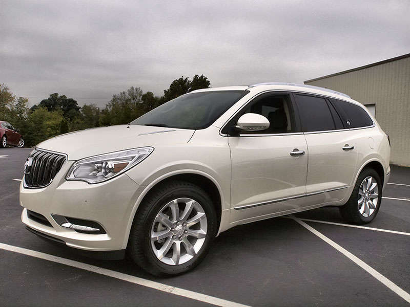 Tri-Shield Brand Envisions New Partner for 2015 Buick Enclave