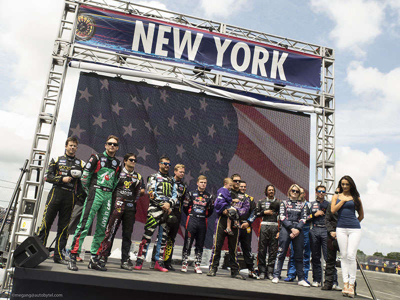 What is Global Rallycross?