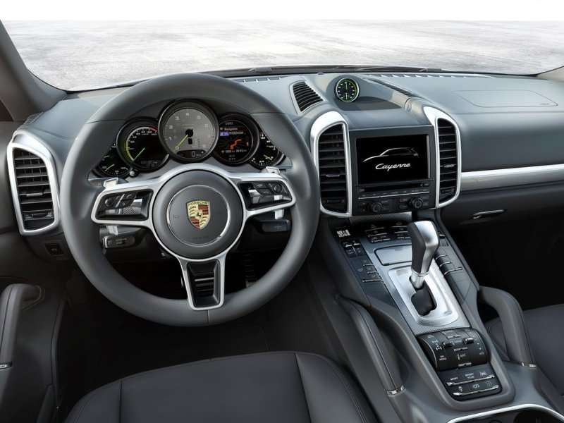 Changes In Store For 2015 Porsche Cayenne
