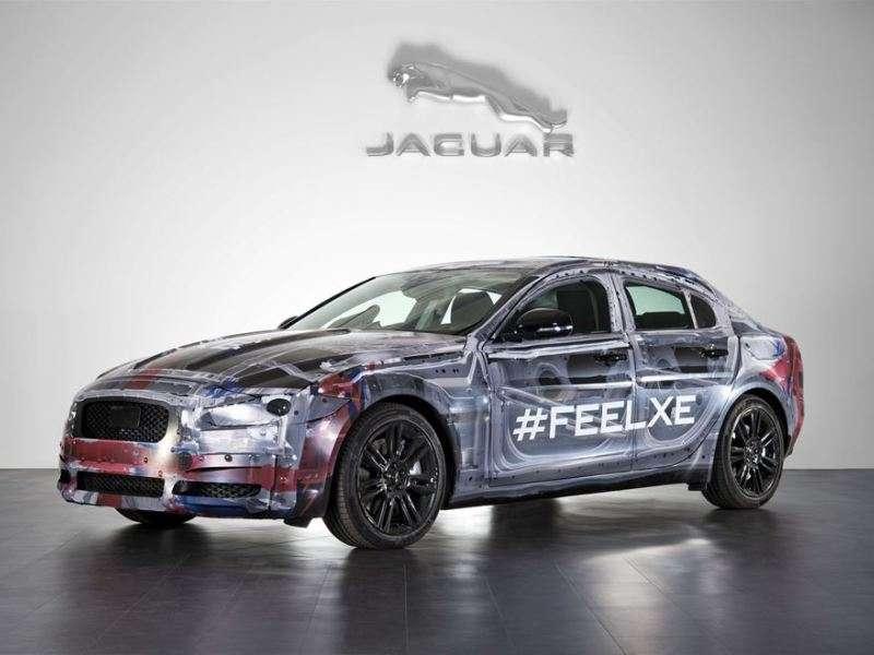 Date Is Set for Jaguar XE Premiere