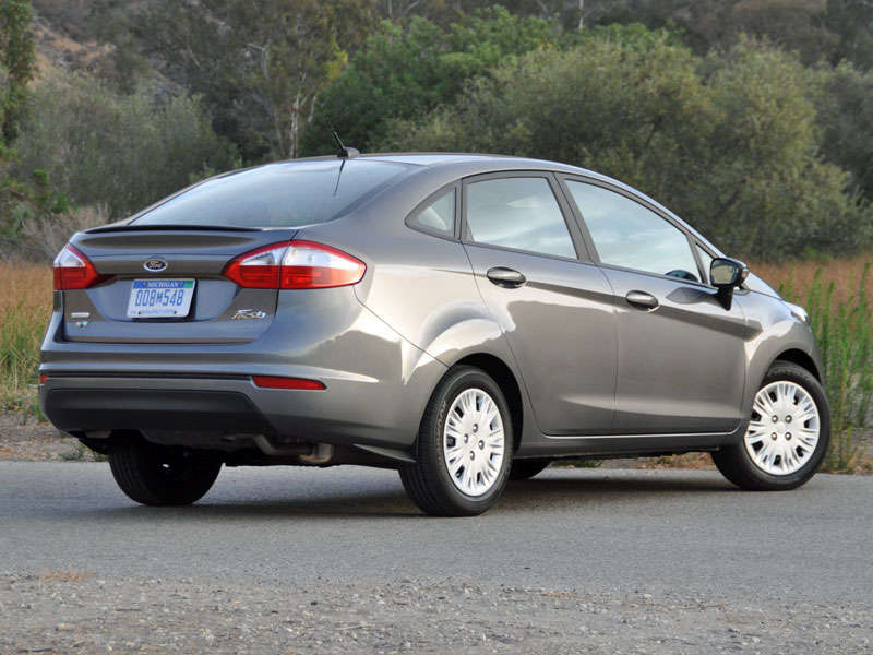 2014 ford fiesta se ecoboost sedan review and quick spin. Cars Review. Best American Auto & Cars Review