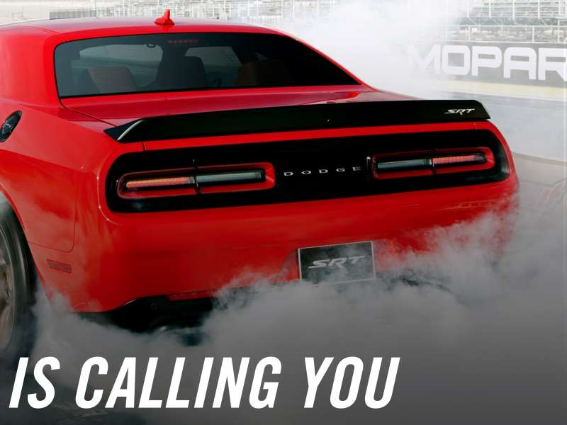 2015 Dodge Challenger Hellcat Roars as Ringtone