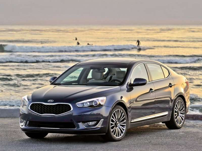 2015 Kia Cadenza Cuts Price by $200