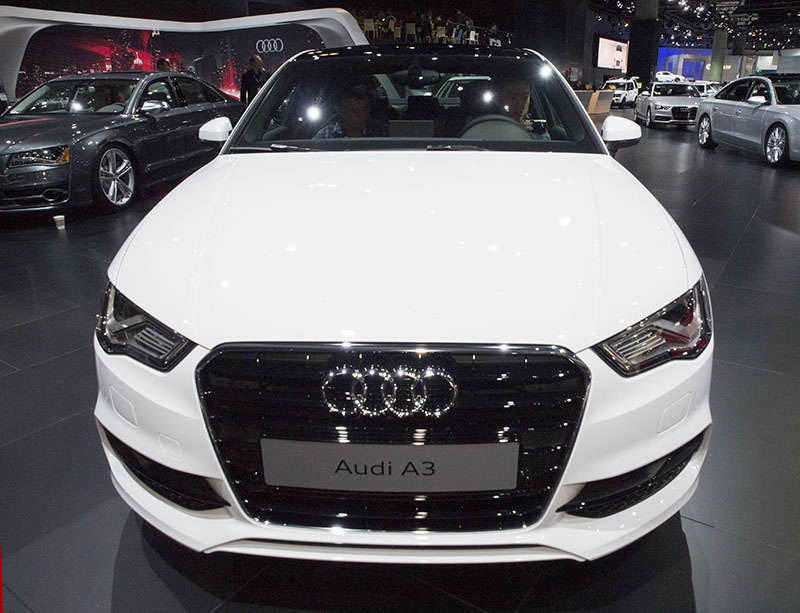 2015 Audi A3 Propels Four-rings Brand to 43rd Straight Sales Record