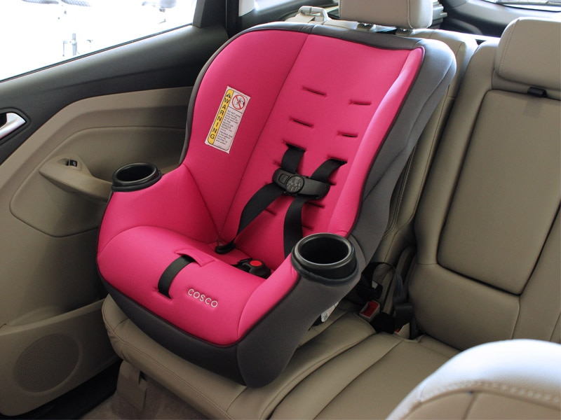 Baby Car Seat Location