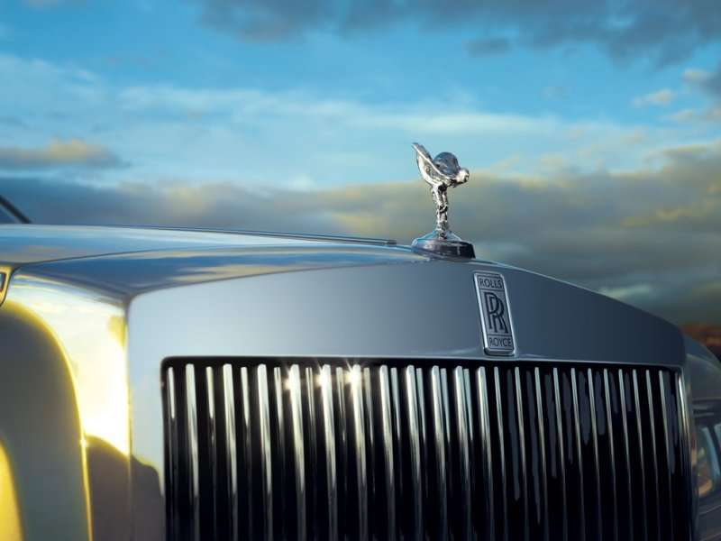 Rolls-Royce Teases a New Model Variation