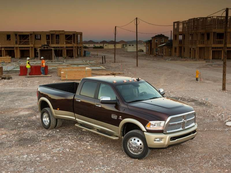 Biggest Crew Cab Trucks for 2015