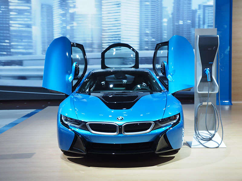 BMW To Auction Off Special i8