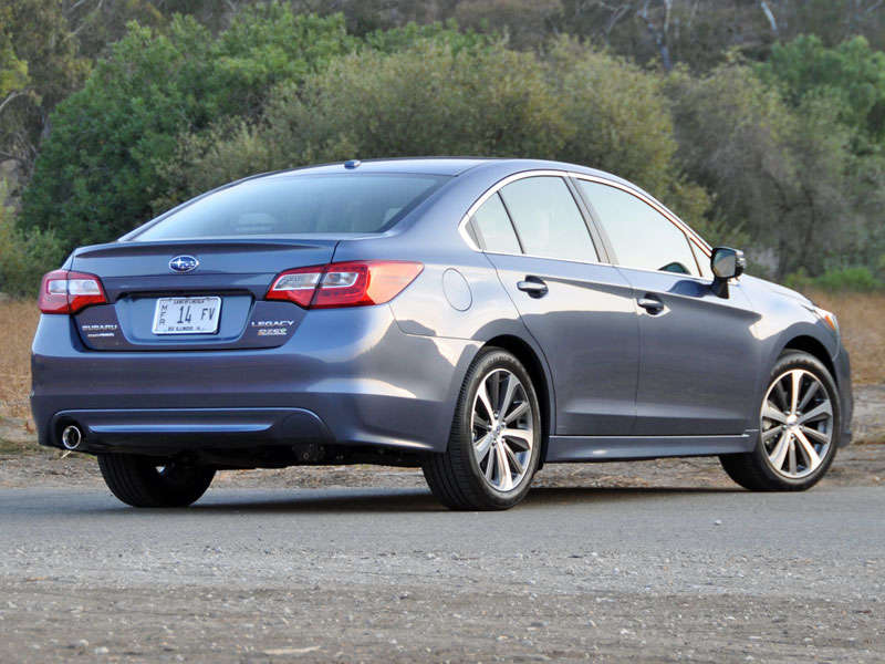 2015 Subaru Legacy Carbide Gray 2015 Subaru Legacy Review And