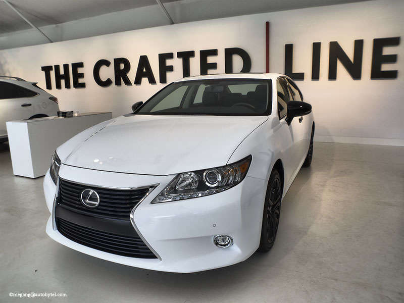 Lexus Debuting The Crafted Line