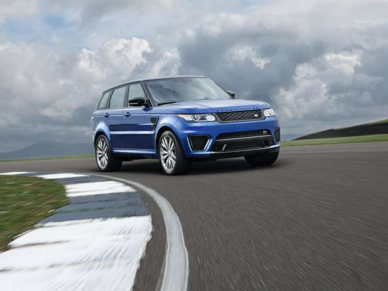 10 Things You Need To Know About The 2015 Land Rover Range Rover Sport SVR
