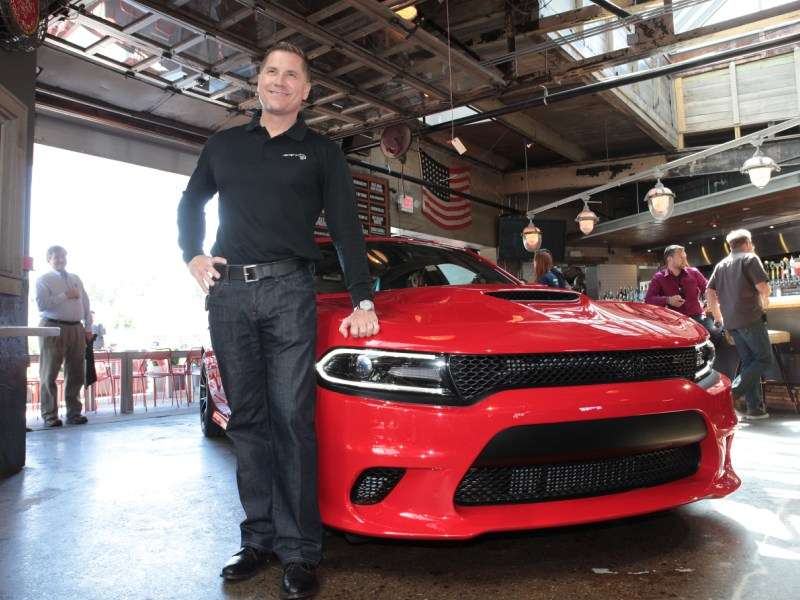2015 Dodge Charger SRT Hellcat Joins 200 MPH Club