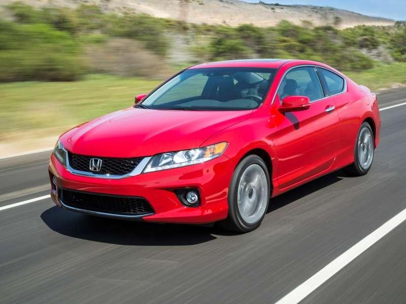 2015 Honda Accord Debuts at Dealerships