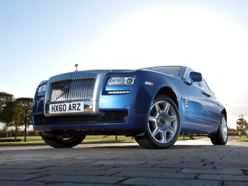 British Luxury Cars