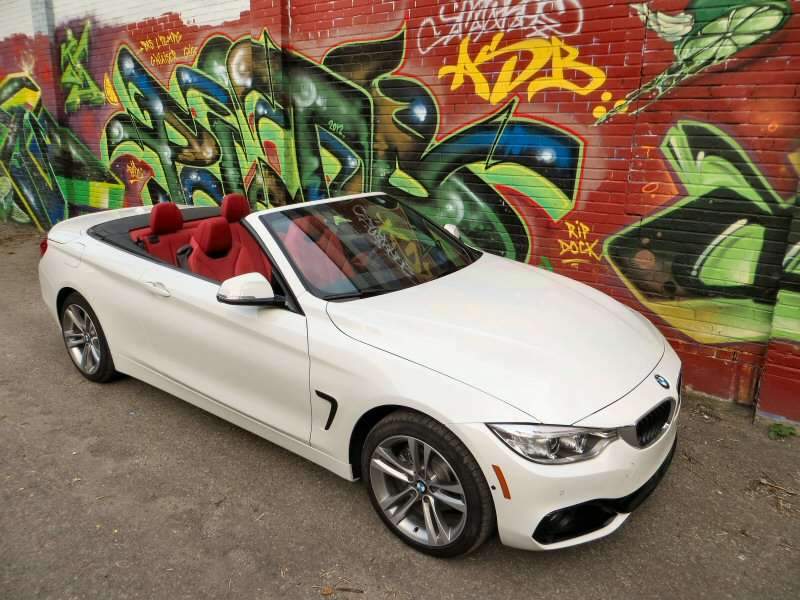 2018 bmw 428i. unique 428i 2014 bmw 428i xdrive cabriolet luxury convertible review  autobytel  on 2018 bmw