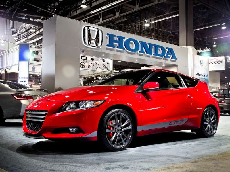 Dealers to Offer HPD Supercharger for 2014 Honda CR-Z