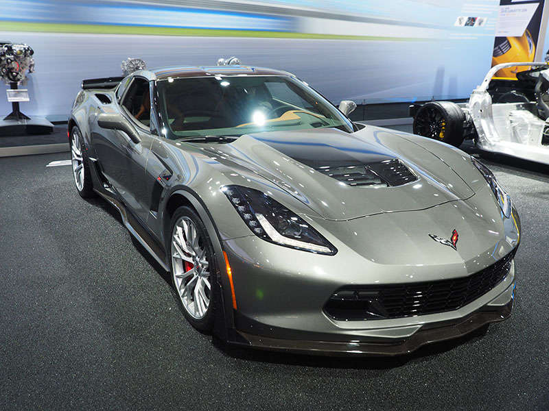 2015 Chevrolet Corvette Z06: The $79K Supercar