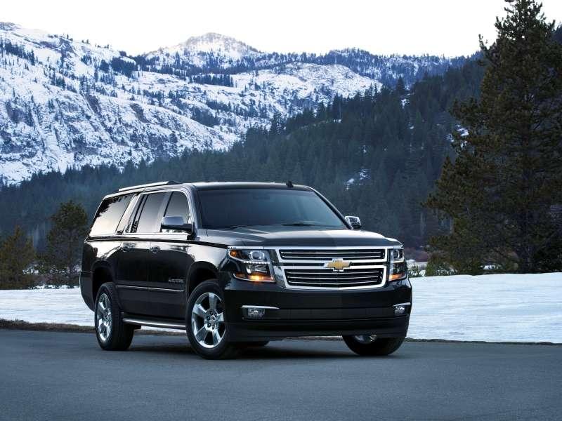 Chevrolet Suburban/GMC Yukon XL