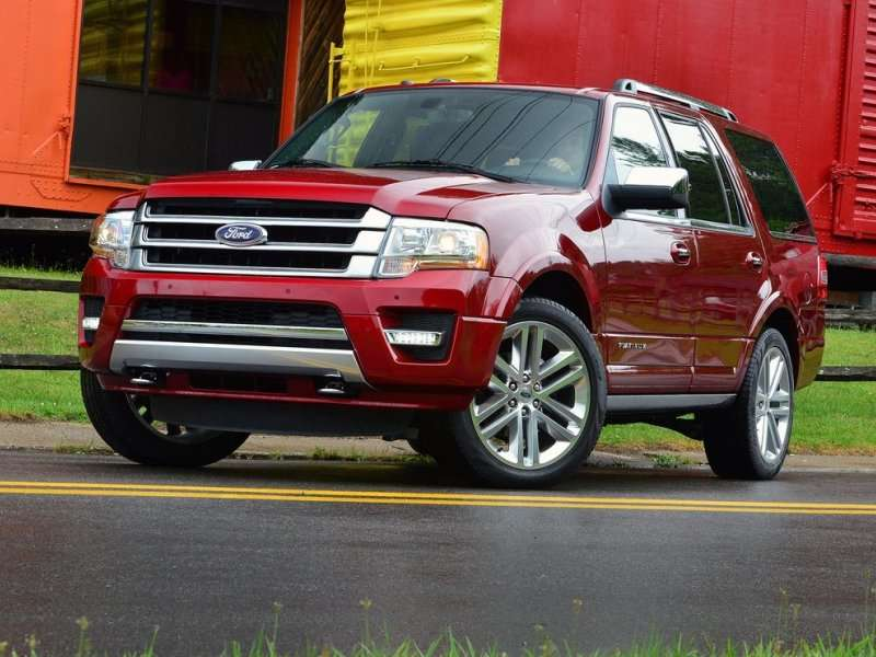 2015 suvs with the most cargo space 1 ford expedition el 1308 cubic feet overall - Ford Explorer 2015 Trunk Space