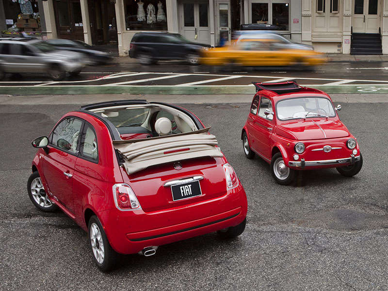 Top 10 Fiat 500 Special Editions