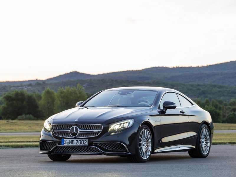 The most luxurious cars of 2015 for Most luxurious mercedes benz
