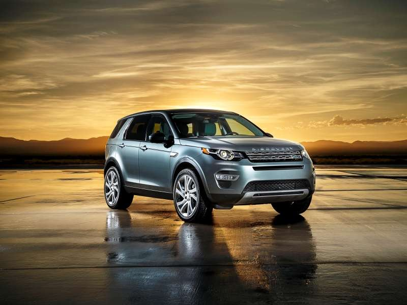 2015 Land Rover Discovery Sport Leads Disco Revival