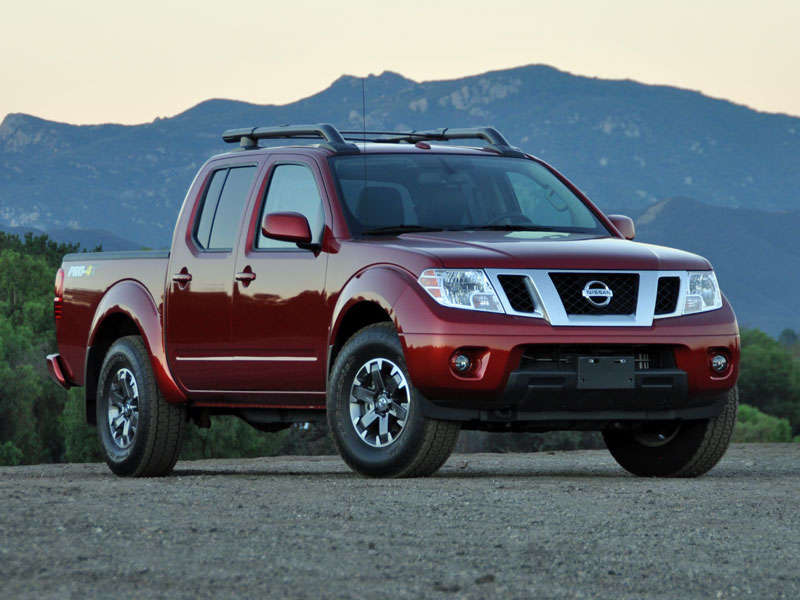 2014 Nissan Frontier Review and Quick Spin
