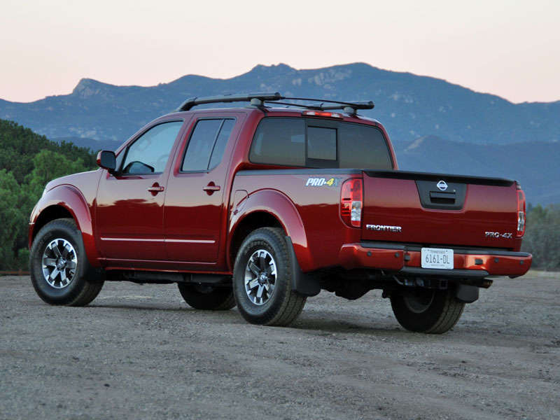 2014 Nissan Frontier Review And Quick Spin Autobytel Com