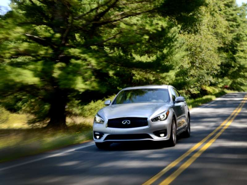 2015 Infiniti Q70 Pricing Revealed
